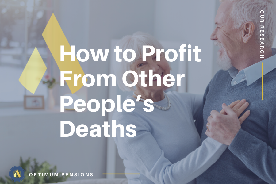 How to Profit from Other People's Deaths