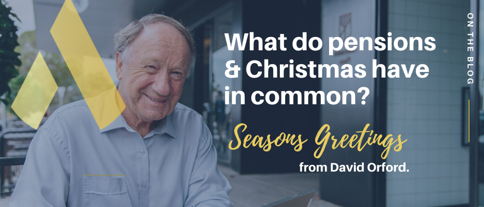 Seasons Greeting from David Orford