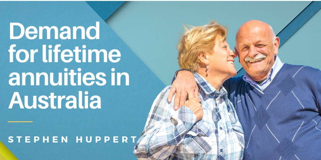 Demand For Lifetime Annuities in Australia
