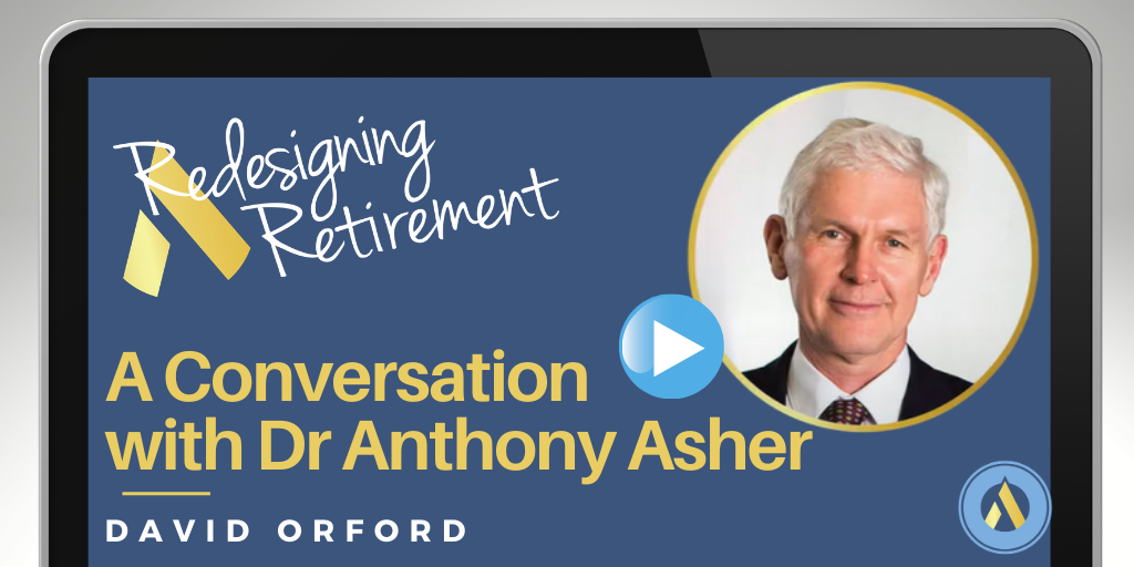 In Conversation with Dr Anthony Asher