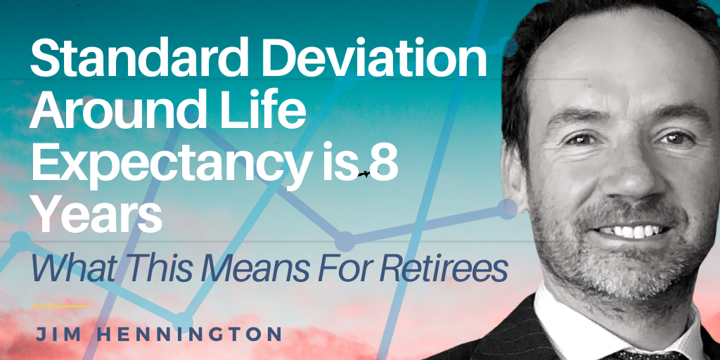 Standard Deviation Around Life Expectancy